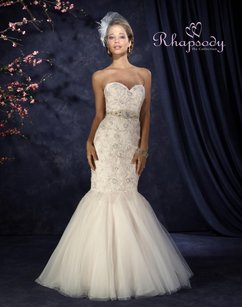 Symphony Bridal R7300 Wedding Dress