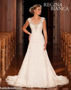 Symphony Bridal Rb1009 Wedding Dress