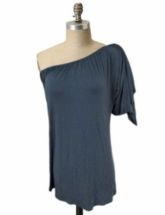 T-Bags Los Angeles T Bags Grey Tunic