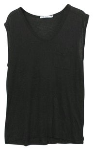 T by Alexander Wang T Shirt Black