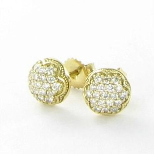 Tacori Tacori Se204y Sonoma Mist Diamond Earrings 0.80cts 18k Yellow Gold