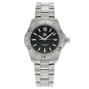TAG Heuer Tag Heuer Aquaracer Waf1110.ba0800 Stainless Steel Quartz Mens Watch