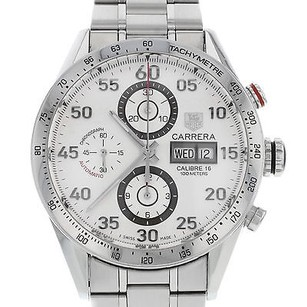 TAG Heuer Tag Heuer Carrera Cv2a11.ba0796 Stainless Steel Automatic Mens Watch