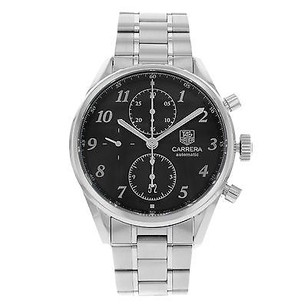 TAG Heuer Tag Heuer Carrera Heritage Cas2110.ba0730 Stainless Steel Automatic Mens Watch