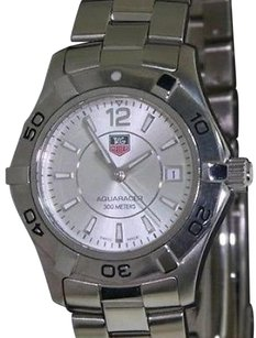 TAG Heuer Tag Heuer Aquaracer Quartz Ss Waf1412 W Box And Papers Max065648