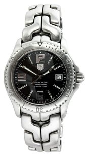 TAG Heuer Tag Heuer WT 5110 Mens Stainless Steel Automatic Diver's Watch