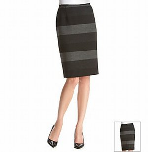 Tahari 5288m353 New With Tags Pencil Skirt