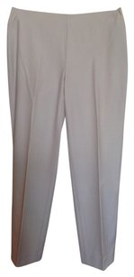 Talbots Boot Cut Pants Cream
