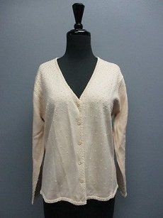 Talbots Long Sleeve V Sweater