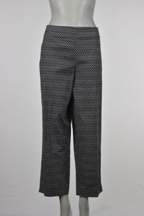 Talbots Womens Printed Pants