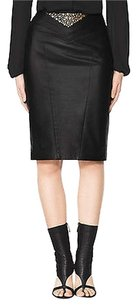 Tamara Mellon Of Jimmy Choo Skirt Black