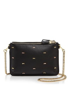 Ted Baker Leather Gold Cross Body Bag