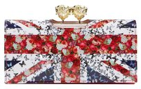 Ted Baker New 'Union Jack' Printed Leather Wallet