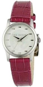 Ted Baker Ted Baker Female Right On Time Watch TE2063 Red Analog