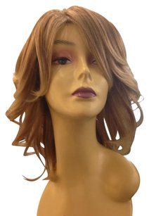 Tess Wig Beautiful blonde frosted tips