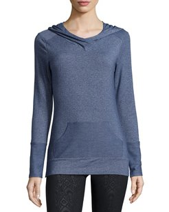 The Balance Collection Hooded Long Sleeve Sweater