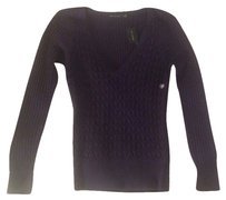 The Limited New V-neck Cable Knit Sweater