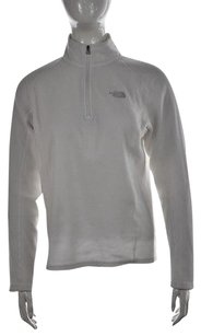 The North Face Womens 12 Zip Long Sleeve Casual Shirt Sweater