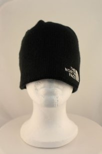 The North Face The North Face Womens Black Beanie 0s Casual Hat Winter