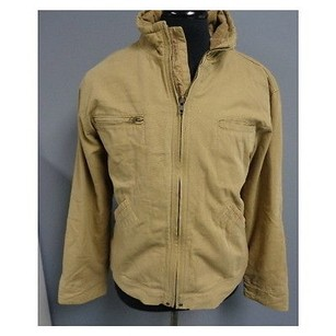 The Territory Ahead Tan Full Beige Jacket