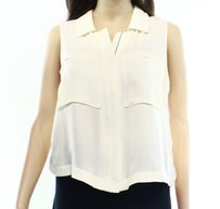 Theory 100% Polyester Top