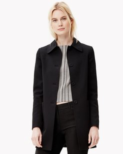 Theory Izzurc Button Coat