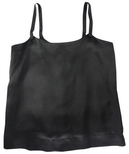 Theory Black Camisole Midnight Top