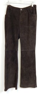 Theory Soft Suede Pants