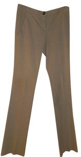 Theory Beige Cotton Blend Pants