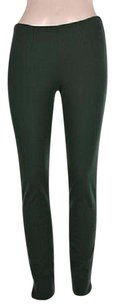 Theory Womens Emerald Casual 00 Textured Trousers Pants