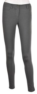 Theory Womens Casual Skinny Trousers Solid Viscose Pants