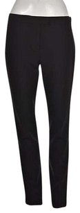 Theory Womens Dress Polyester Wool Career Trousers Straight Pants