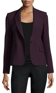 Theory Gabe Cutaway Custom Work Purple Blazer