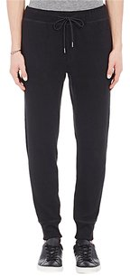 Theory Menswear Athletic Pants Black