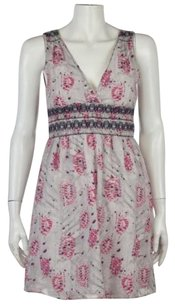 Theory Womens Printed Dress