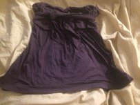 Theory Skirt Purple