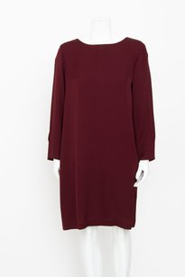 Theory short dress Red Grainne Cassis on Tradesy