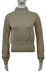 Theory Womens Turtleneck Wool Long Sleeve Casual Shirt Sweater