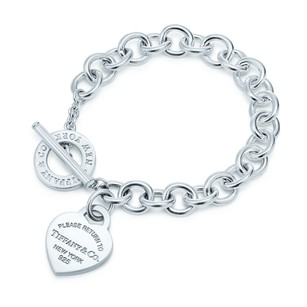 Tiffany & Co. Newest toggle bracelet
