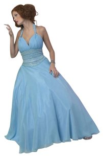 Tiffany & Co. Sky Blue Gowns Pageant Gowns Prom Gowns Quinceanera Gowns Quinceanera Princess Gowns Blue Princess Gowns Dress