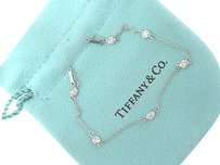 Tiffany & Co. Tiffany,Co,Platinum,Elsa,Peretti,Diamond,By,The,Yard,Bracelet,.31ct,7