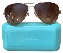 Tiffany & Co. Tiffany & Co Aviator Sunglasses