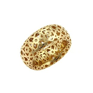 Tiffany & Co. Tiffany Co. Picasso Marrakesh 18k Gold Fancy Open Design Band Ring -size
