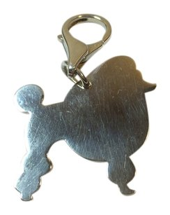 Tiffany & Co. Tiffany & Co RARE Silver Poodle Dog Charm Tag