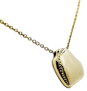 Tiffany & Co. Tiffany Co. Elsa Peretti 18k Yellow Gold Heart Pendant Necklace