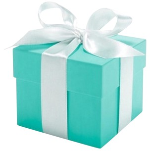 Tiffany & Co. Tiffany Ring Box - Cube