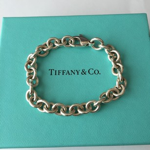 Tiffany & Co. Tiffany silver link bracelet for charms