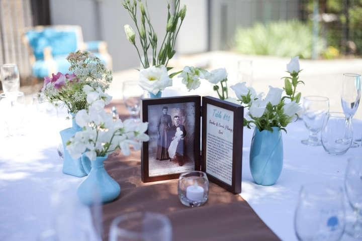tiffany blue wedding decorations for sale blue amp copper centerpiece vases 254225 wedding 8000