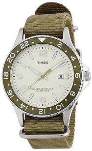 Timex Timex Sport Canvas Mens Watch T2p035