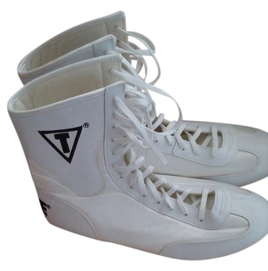 Title Boxing hi top shoes